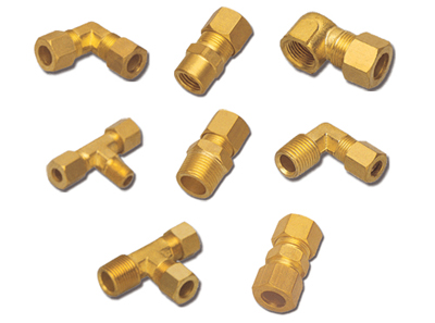 Compression Fittings � for